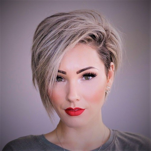 Create a New Look for Yourself with Hair Transplant Short Hairstyles Very short hairstyles