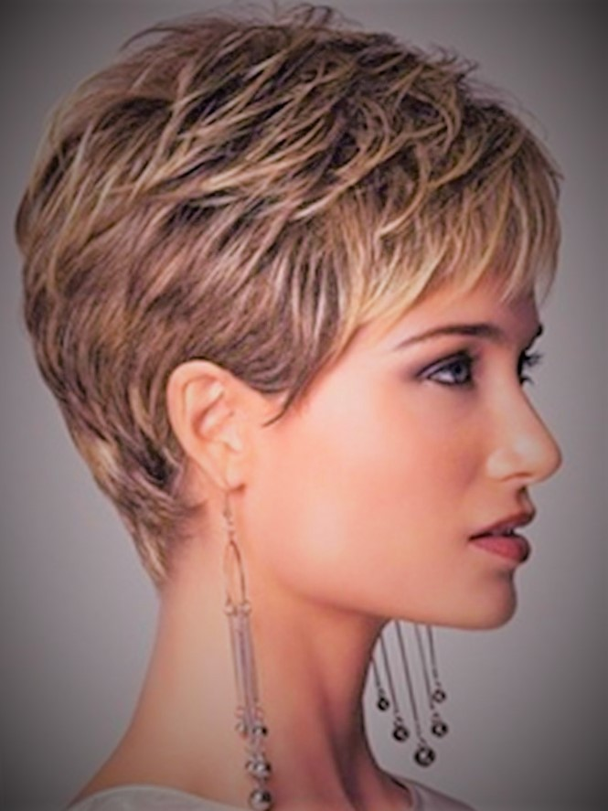 Are You Looking for Hair Loss Treatment? Short Hairstyles Very short hairstyles