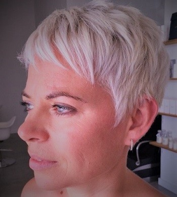 Cute Short Blonde Pixie Hairstyles Pixie Hairstyles Short Hairstyles Short hairstyles for women