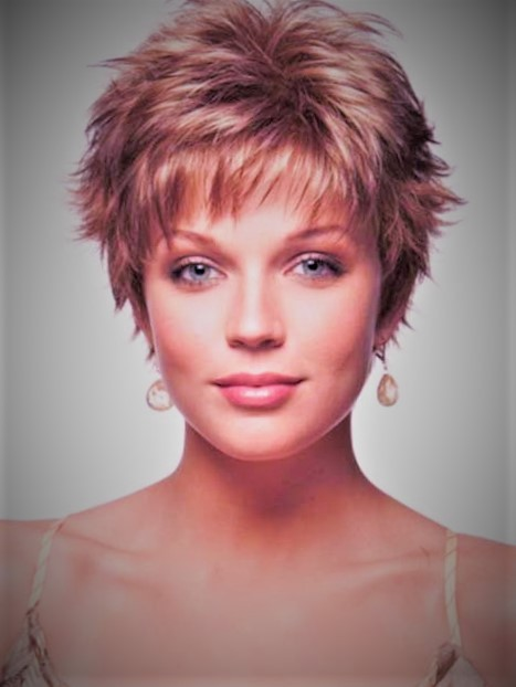 Cute Short Sassy Haircut Short Hairstyles Very short hairstyles