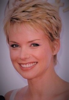 Cute Short Sassy Cropped Haircuts For Women Short Hairstyles Short hairstyles for women Short layered hairstyles Very short hairstyles