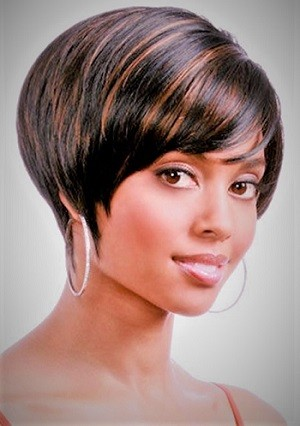 Short Black Hairstyles For Black Women Short Hairstyles Short hairstyles for women Very short hairstyles