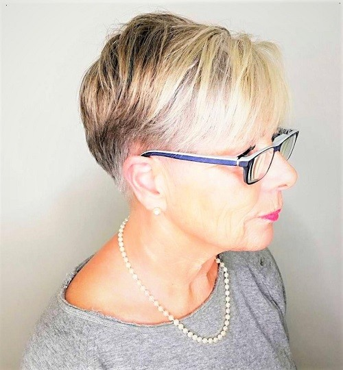 Short haircuts for women over 70 Pixie Hairstyles Short Hairstyles Short hairstyles for women